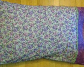 Pillow Case for a Standard Pillow
