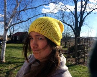 Adult Lemon Hat