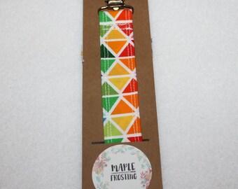 Confetti Pop Pacifier Clip, Toy Clip