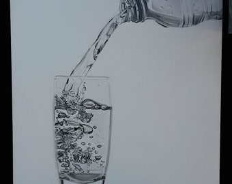 Water Drawing