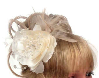 Wedding Fascinator, Bridal Fascinators, Guest Fascinators, Feather Fascintors