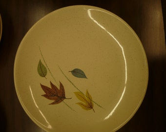 Franciscan Earthenware, 'Autumn', Bread Plate