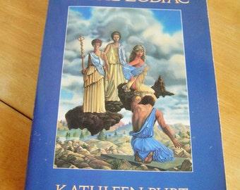 Vintage Archetypes of the Zodiac Book by Kathleen Burt 1988