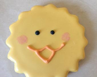 Duckie Sugar Cookie