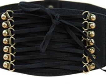 Elastic Corset Belts