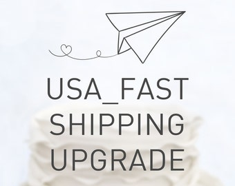 FAST SHIPPING USA 4/5 w.day+times of customs