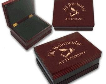 Wedding Attendant Keepsake Box