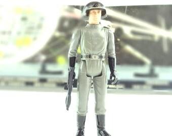 Death Squad Commander Vintage Star Wars Action Figure 1977