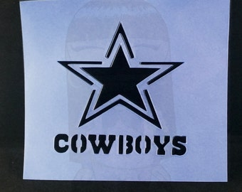 Football Logo - Dallas