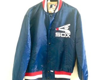 Vintage Chicago White Sox Shain Of Canada Jacket