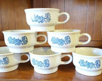Pfaltzgraff Yorktowne Collection Cups