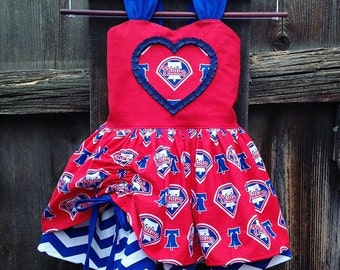 Phillies Poppy Dress