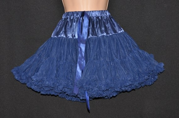 Fluffy petticoat for flouncing around it, proper Sissy Lingerie