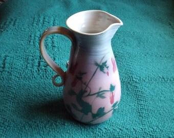 Vintage Pitcher; Vintage Vase; Vintage Pottery