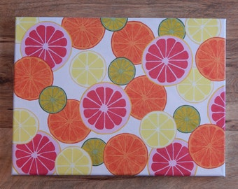 Citrus Fruits Painting (12x16)
