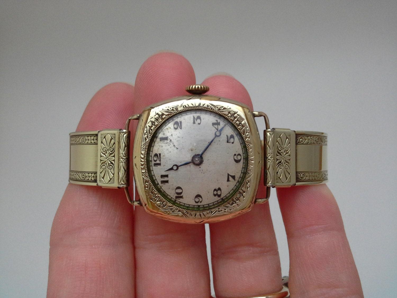 vintage gold filled wadsworth