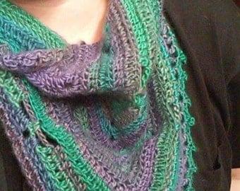 Dragonfly bandana / scarf