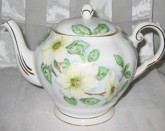 Stunning - Royal Tuscan - Dogwood Teapot C9790