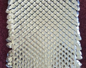 Scale Maille by the 6x6in sheet