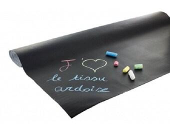 Fabric table slate 50 cm X 140 cm