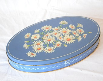 Cote d'or vintage chocolate tin
