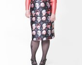 Stay Golden pencil skirt - two sizes left