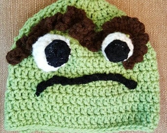 Oscar The Grouch Beanie