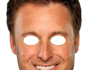 Chris Harrison Mask