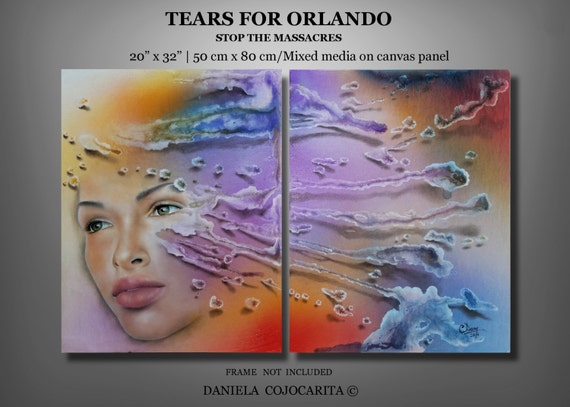 Tears for Orland
