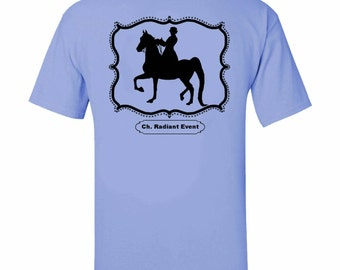 Custom Silhouette t-shirt