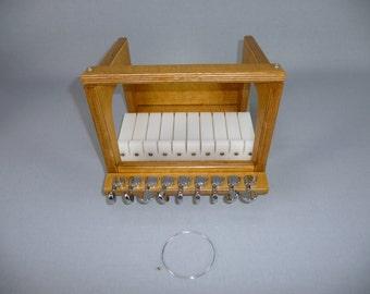 Multi Bar Wire Soap Cutter 9.8 inches, Seifenschneider 25 cm Länge