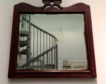 Up-cycled Dressing Table Mirror