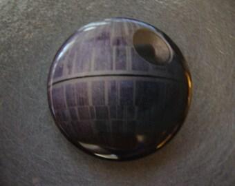 Death Star Pinback or Magnet