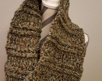 Crochet Infinity / Cowl Scarf - Very warm