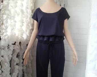 Sleepwear - Night Set - silk