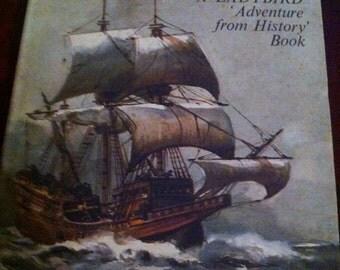 Vintage Ladybird book, The Pilgrim Fathers