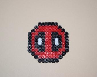 Deadpool Inspired Key chain/ magnet