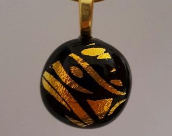 Tiger Stripe Necklace