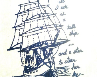 Tall Ship Patches