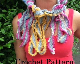 Neck Warmer - Crochet Pattern