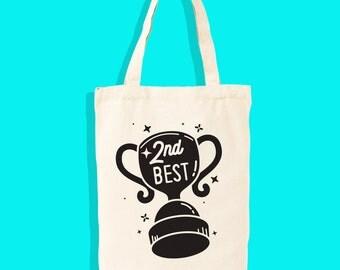 2nd Best Tote Bag