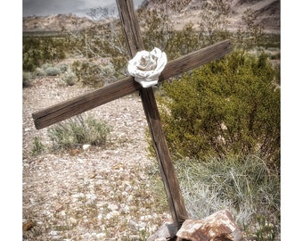 Ghost Town Grave