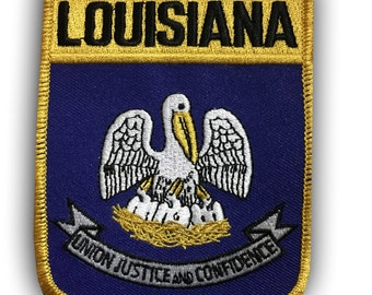 Louisiana Patch