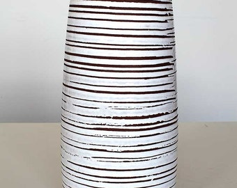 XL vase 203-32 made by Scheurich, West German Pottery, 60s