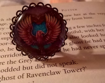 Harry Potter Ravenclaw ring