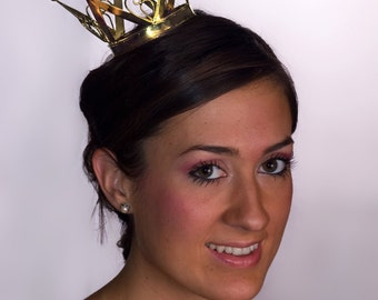 Queen of Hearts Mini Crown - Style 4287