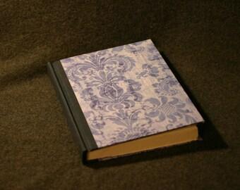 6 X 8 Blue Notebook Journal