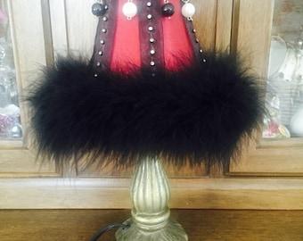 Small victorian lamp