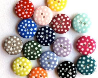 Little Spotty Buttons