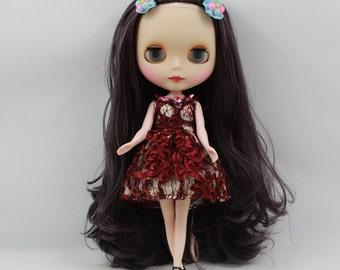Blythe hair, blythe scalp,  Blythe scalp with hair, best quality hair for Custom Use, blythe doll